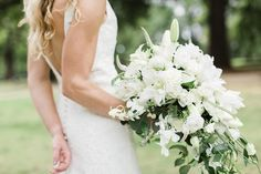 Loving the all neutrals for the bride's bouquet with lilies and star gazer lilies! Birmingham, Alabama | Alabama Wedding | Birmingham Wedding Planner | Becky's Brides Bride Photography, Photography And Videography, Wedding Coordinator, Wedding Planner, Bride Bouquets, Bouquet Flowers, Custom Wedding Dress, Wedding Vendors, Wedding Designs