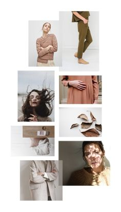 Moodboard by She Is Visual Lookbook Layout, Lookbook Design, Editorial Design, Editorial Fashion, Layout Design, Web Design, Photoshop, Grafik Design, Layout Inspiration