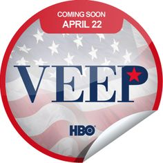 Veep Coming Soon...She's not the president, but she's quite the leading lady.  Be sure to watch VEEP coming soon!