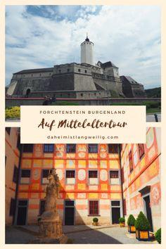 Eine der schönsten Burgen im Burgenland Austria, Desktop Screenshot, Travel, Rust, Sailing, Road Trip Destinations, Travel Inspiration, Middle Ages, Trips