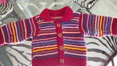 Jersey hecho con restos de lanas.