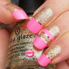 old, but i love it  You too?  @chinaglazeofficial - goddes / shocking pink (Neon)  #nailart #nailartwow #nails2inspire #nailsoftheday #nailsfashion #fashionnails #makeup #makeupartist #instanails #instamakeup #nails #nailporn #nailpolish #naillacquer #girlynailsdeluxe #wakeupandmakeup #makeupaddict #_makeup_artist_worldwide_ #undiscovered_muas #glitternails #glitteraddict #makeupoftheday #nagellack #lipart #essence #chinaglaze #catrice #makeupartistsworldwide #makeupblogger #like4lik...