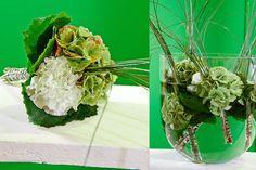 Green Inspiration #Galax #beargrass www.adomex.nl Green powers!