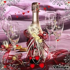 on Make A Gif, Animated Gifs Birthday Greeting Cards, Birthday Greetings, Birthday Wishes, Wine Bottle Images, Love You Gif, Happy 2017, Happy Birthday Flower, Good Morning Messages, Beautiful Gif