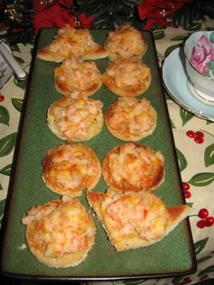 Angie's Shrimp Canapes