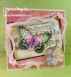 Stamp This!: Beautiful Butterfly and a giveaway!