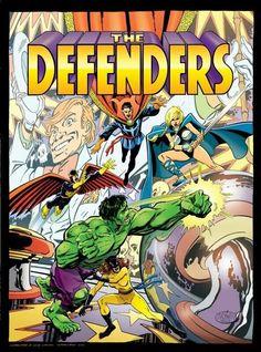The Defenders by John Byrne