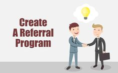 Create A Referral Program
