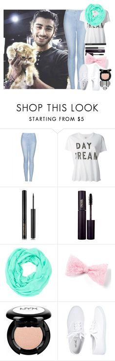 """Adopting a kitten w/ Zayn --Description"" by ohkally ❤ liked on Polyvore featuring Topshop, Zoe Karssen, Lancôme, INIKA, Cara Accessories, Wet Seal, OneDirection, zayn, zaynmalik and onedirectionoutfits"