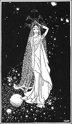 Dorothy Lathrop 1891 ~ 1980 Down-Adown-Derry by Walter De La Mare Published by Henry Holt and Company ~ 1922