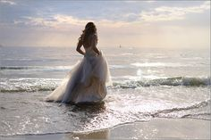 Beach and mariée