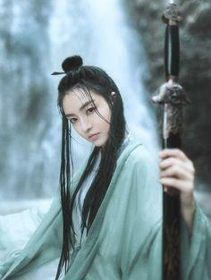 TeanJihn, Daughter of Emperor Jain Sunn, Lioness of DuColoradnn Female Samurai, Samurai Art, Female Ninja, Warrior Girl, Warrior Princess, Japanese Warrior, Japanese Girl, Katana, Mörderische Dinnerparty