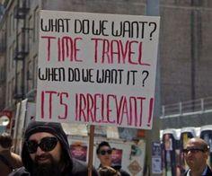 18 heerlijk belachelijke protestborden die protesteren een plezier maken | Flabber