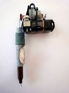 1000 images about homemade tattoo guns on pinterest for How to make a home made tattoo machine