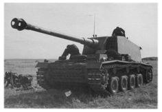 12,8 cm Selbstfahrlafette auf VK.30.01(H) «Sturer Emil»
