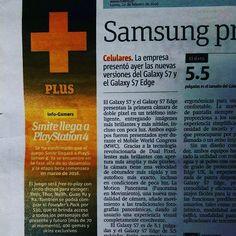 #infogamers hoy en el #periodico #metropr  donde hablamos de la confirmación de #smite para #PS4  @metropr #gaming #gamers