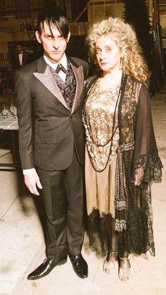 From yesterday. #CarolKane is honestly one of my favorite people I've ever met. #Gotham