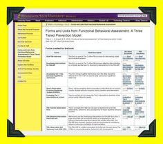 Functional Behavior Assessment - vital for ASD and all behavioral ...