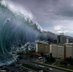 tsunami in 2004 in Thiland and 12 other countries, over 227,00 people died and 50,000 never found