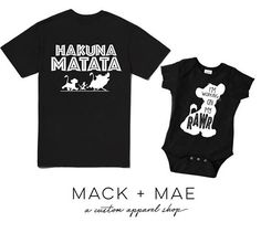 Lion King Shirts, Animal Kingdom, Disney World Matching Family Tops,Hakuna Matata, Men's Women's Kids Tops, Working On My RAWR!