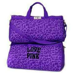 PINK Duffle Bag Great for travelers or gymaholics  Pictures 2-4 were all taken by me  Used - In Great Condition PINK Victoria's Secret Bags Travel Bags
