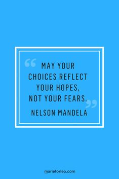 Want to make that step toward your dream career but feeling afraid of the next step? Marie Forleo gives some tips on how to make the bold change and make your dream come to life. #Careers #ChangingCareers #CareerChange #NelsonMandela #Quotes #NelsonMande