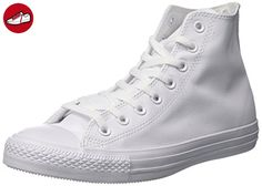 b38c49a1f1eda0 Find this Pin and more on Converse Schuhe. Converse Chuck Taylor All Star  Adulte Mono Leather Hi ...