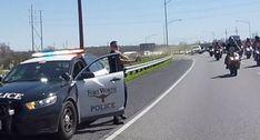 Polícia Usa Gás Pimenta Em Motociclistas Sem Motivo