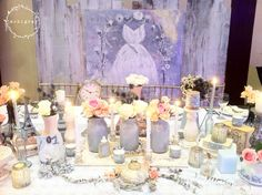 Tablescapes, Wedding Reception, Display, Unique, Painting, Art, Marriage Reception, Floor Space, Art Background