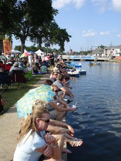 #NOLA Mid-City Bayou Boogaloo - This is Bayou St. John along which we lived before Hurricane Katrina