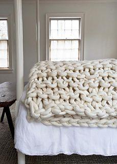 Ravelry: Big Little Dandelion Garter Blanket pattern by Purl Soho
