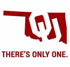 ♥ Boomer Sooner! It's almost that time again 😏