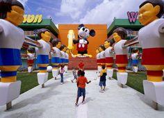 Disney's Pop Century Resort  www.thetraveladvantage.com