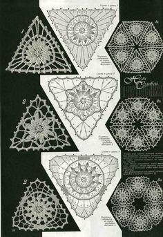 Free Russian Crochet Patterns | Duplet No 85 Russian crochet patterns magazine - Adult Clothing