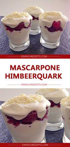 MASCARPONE HIMBEERQUARK