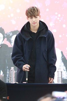 160115 Yunhyeong @ Hyundae Department Store Fansign Hanbin, Baby Pictures, My Life, Kpop, Songs, Department Store, Anime Cosplay, Type, Park