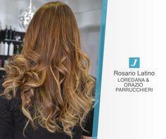 Prenditi cura dei tuoi capelli firmando il tuo colore con il Degradé solo joelle  #musthave #loredanaeorazioparrucchieri #wellastudionyc #wellaprofessionals #ootd #madeinitaly #longhair #tophairstylist