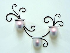 Connie's Creations Candles - Sconces & Wall Candle Holders