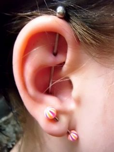 Vertical industrial piercing