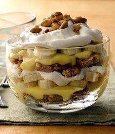 Banana Cream Pie-in-a-Bowl!