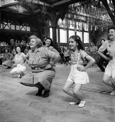 Butlins holiday camp, 1947