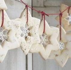 Decoration Christmas, Noel Christmas, Christmas Is Coming, Country Christmas, All Things Christmas, Winter Christmas, Christmas Cookies, Christmas Crafts, Xmas