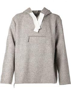 TILLMANN LAUTERBACH - Hooded Wool Sweater - JEAN 212 93 - H. Lorenzo