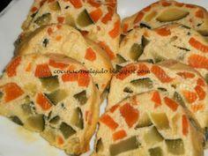 Receta Pastel de calabacin en microondas, para Inmacu - Petitchef