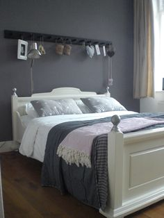 Inside Mignon-inspiration for your interior Room, Relaxation Room, Grey Interior Design, Home Bedroom, Room Inspiration, Bedroom Inspirations, Bed, Bedroom, Bedroom Styles