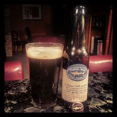 Dogfish Head Indian Brown Ale - thick, sweet coffee body, but enough hops to keep a hop head interested. And a good price tag.