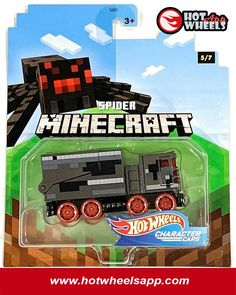 Minecraft Hot Wheels, Minecraft Toys, Minecraft Creations, Teen Girl Decor, Outdoor Fun For Kids, Anime Dolls, Hot Wheels Cars, Toy Trucks, Hot Rods