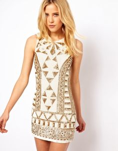 Needle & Thread Sunstone Mini Dress    I LOVE I LOVE I LOVE
