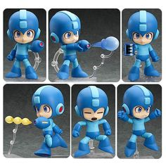 Buy from Off the Charts with confidence! Our imports are 100% authentic. Originally created in 1987, the Mega Man series has captured the hearts of gamers for many years. Now, the robot who fights for