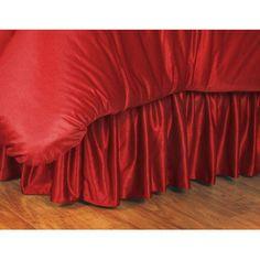 Texas Tech Red Raiders Queen Size Bedskirt - $34.99